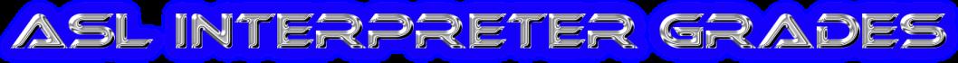 ASLGrades Logo